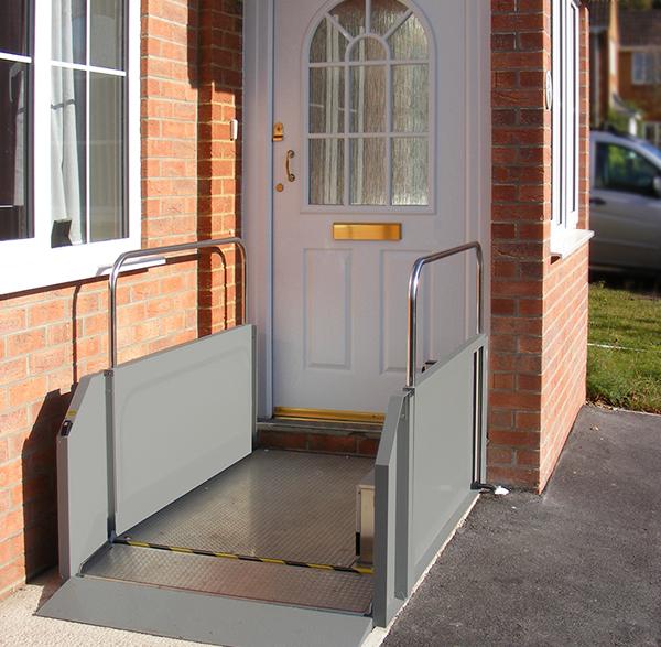 TSL500 Wheelchair Step Lift