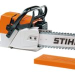 Stihl Battery-operated Toy Chain Saw 1