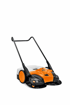 Stihl KGA 770 Cordless Manual Sweeper
