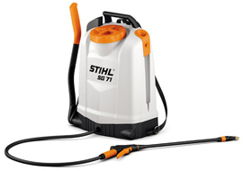 Stihl SG 71 Manual Backpack Sprayer 1