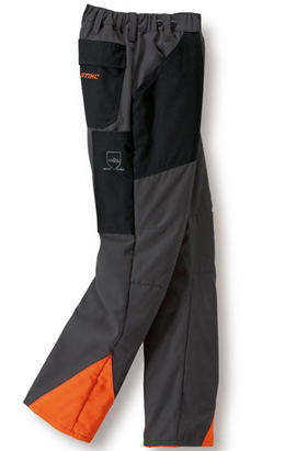 Stihl ECONOMY PLUS Chain Saw Protective Trousers 1