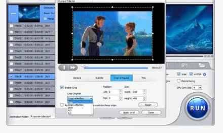 WinX DVD Ripper Platinum 8.20 giveaway fee download