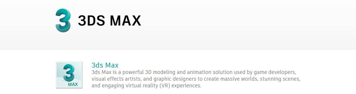 Download AutoDesk 3ds MAX 2021 Direct link