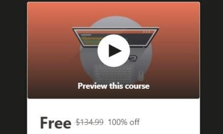 Udemy PAID courses for free – Limited Time Offer