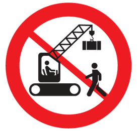 life saving rules 7-Suspended Loads