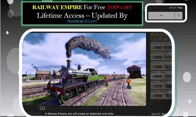 Railway Empire Epic Game Full Version Download for Free