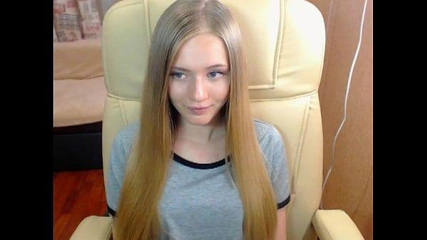 Webcam Blondine Strip Amateur [VIDEO] Jennifer