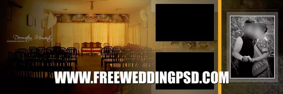 wedding psd free download
