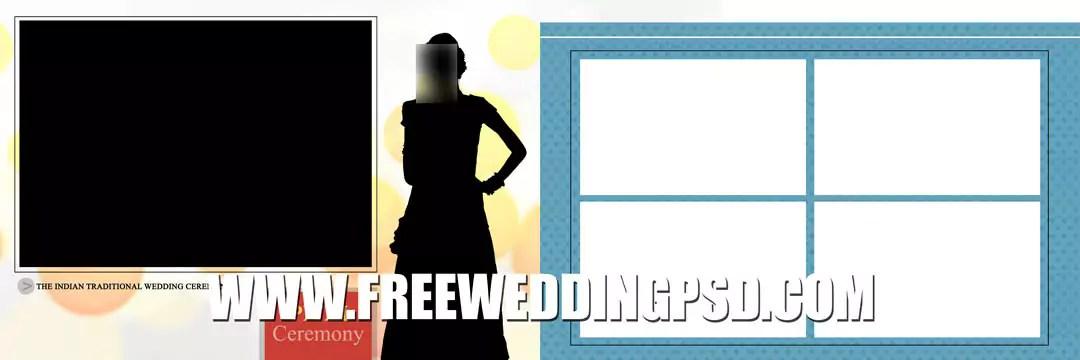 wedding elements psd file