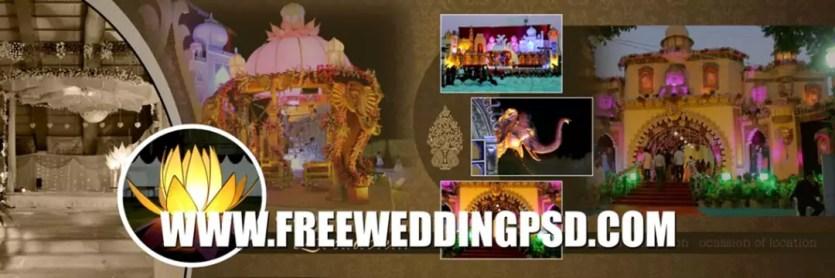 free psd files for wedding album