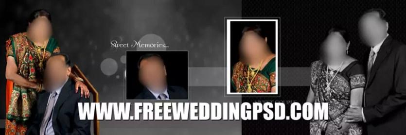 wedding mockup psd free