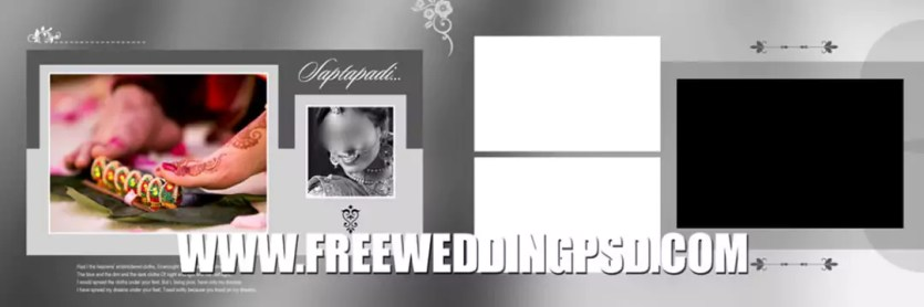 psd photoshop wedding free