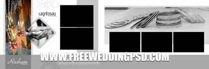 indian wedding psd templates