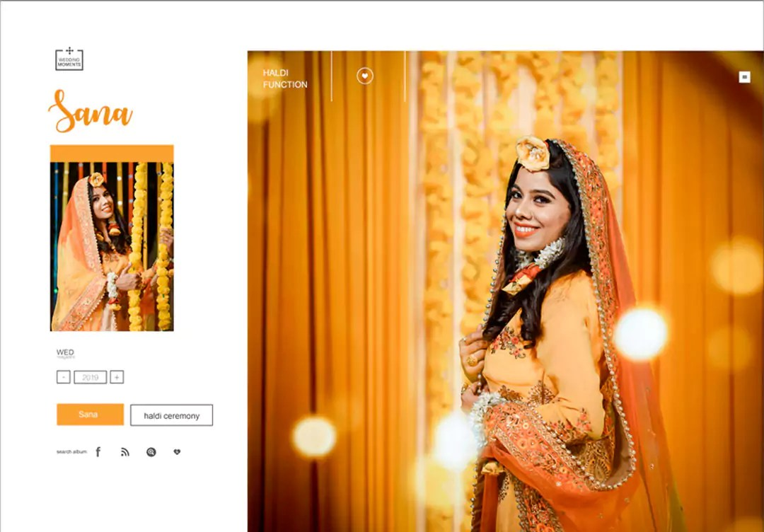 New 17 x 24 wedding albums psd 2021 free download