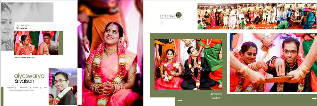 south wedding albums psd 2021 free download