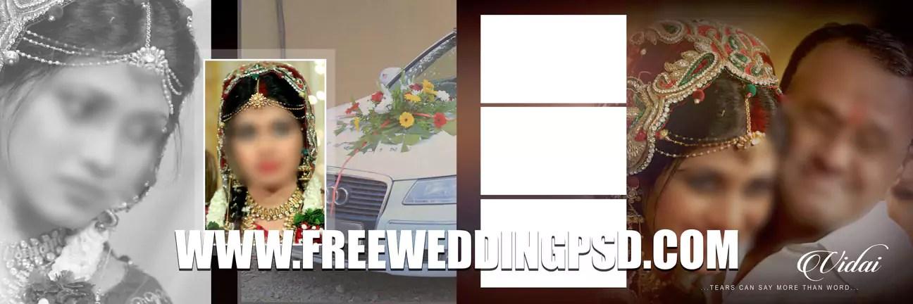 happy wedding psd