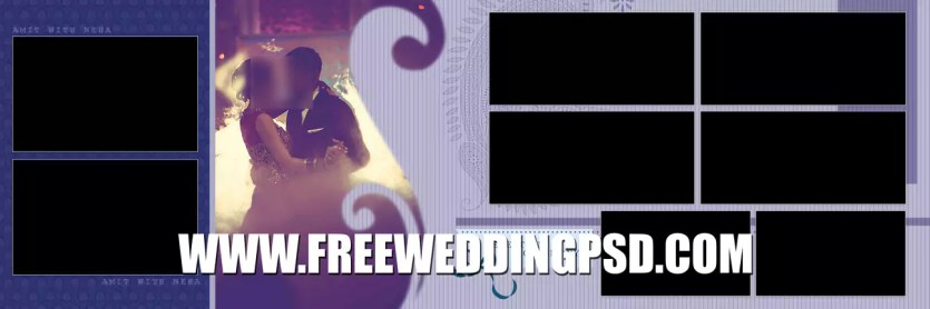 wedding invitation psd size