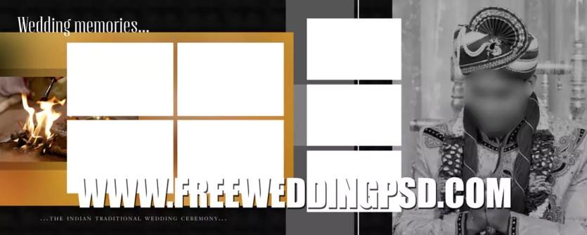 indian wedding psd file download