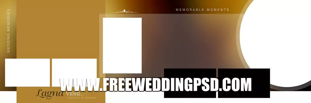 Free Wedding Psd 12 X 36 (731) | indian wedding psd download