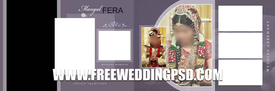 Free Wedding Psd 12 X 36 (739) | indian wedding photoshop brushes free download