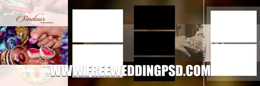 indian wedding card background psd