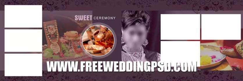 indian wedding photo album design psd free download