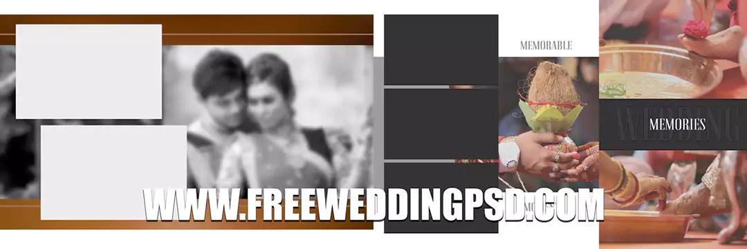 Free Wedding Psd 12 X 36 (778) | indian wedding photo album design 12×36 psd 2020