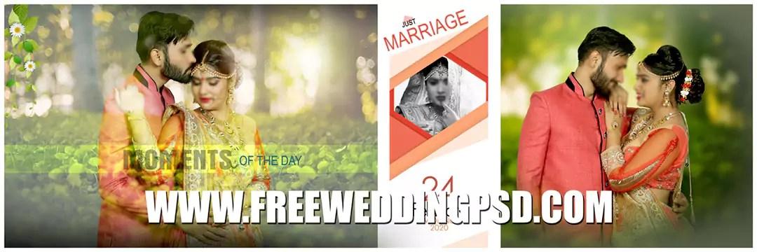 Free Wedding Psd 12 X 36 (802)   free wedding dvd cover psd