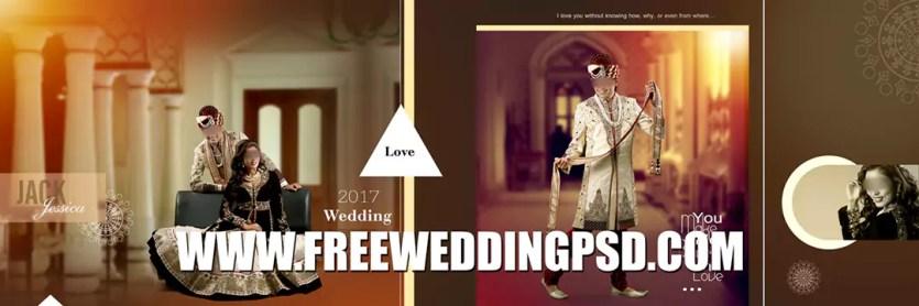 free indian wedding album psd
