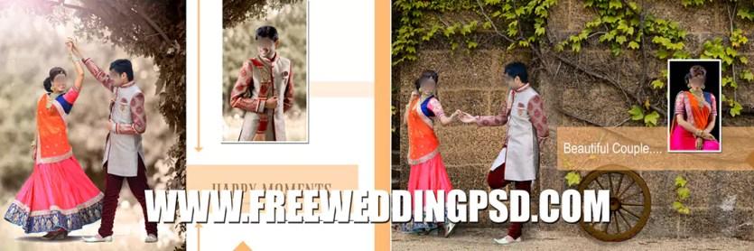 free wedding psd files download