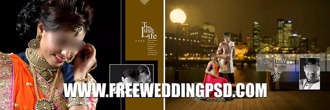 wedding free psd elements
