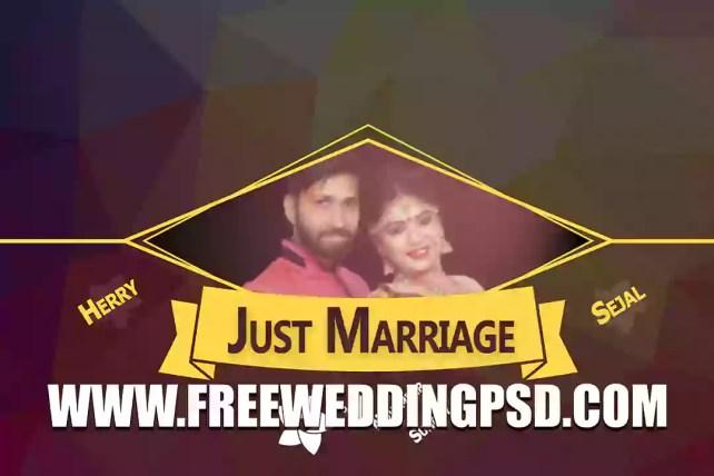Free Wedding PED #Psd  (47)   Best wedding album design 12×36 psd templates 2020