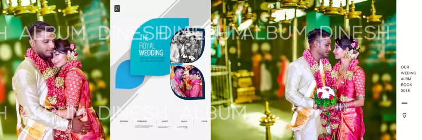 New 2021 wedding collage psd free Download