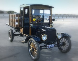 1919 Ford Model T pickup