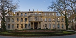 he villa at 56–58 Am Großen Wannsee, where the Wannsee Conference was held, is now a memorial and museum.