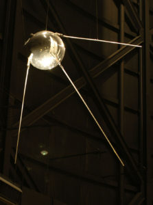 Sputnik 1 replica