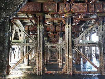Under Ryde Pier