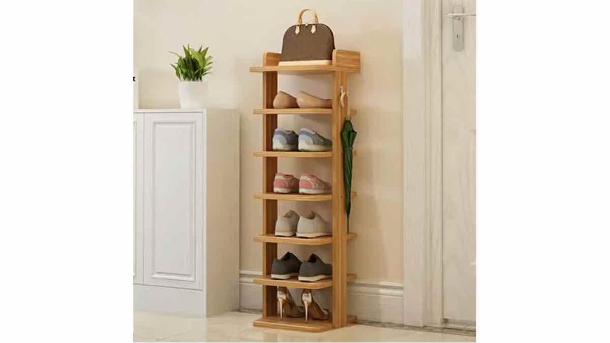 shoe racks free woodworking plan com