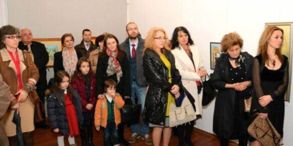 Expoziție Augustin Lucici