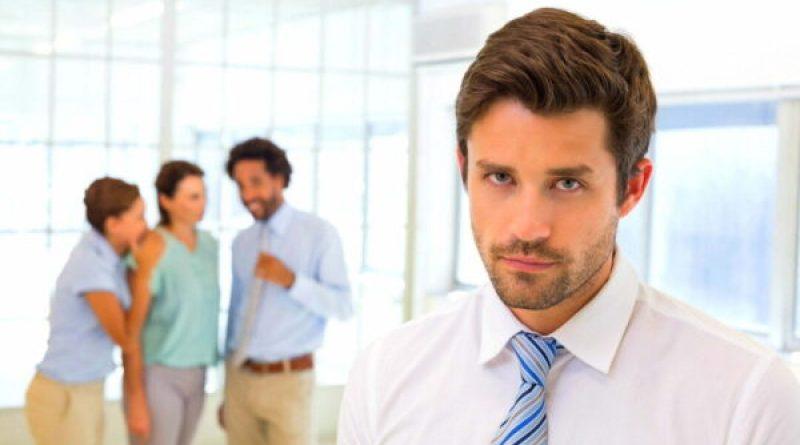 Hărțuirea la locul de muncă
