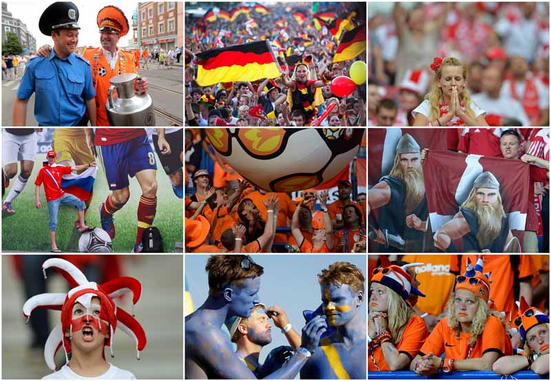 Евро 2012 – фанаты | FreeYork