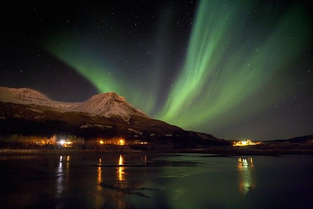 Northern Lights Months Best See