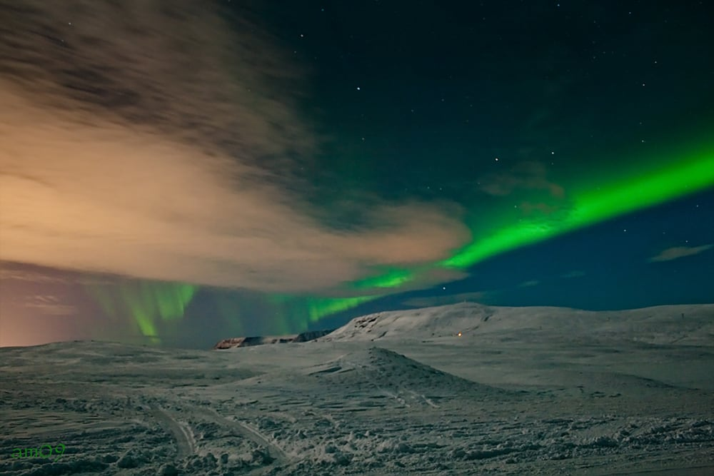 Best Country See Northern Lights