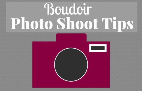 Boudoir Photography Tips and Tricks