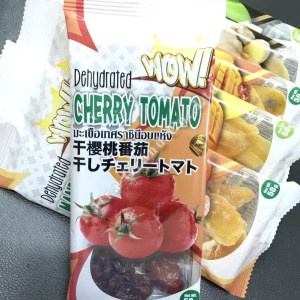 Dried Cherry Tomato 50g OEM Thailand