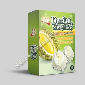 Durian Sticky Rice 120g OEM Thailand