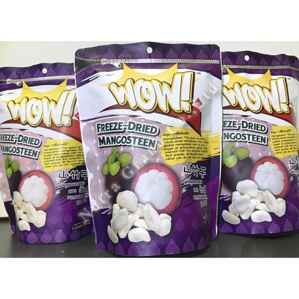 Freeze Dry Mangosteen 30g OEM Thailand