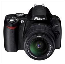 De nieuwe Nikon D40?