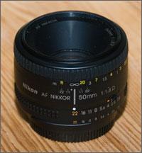 Nikkor 50 mm