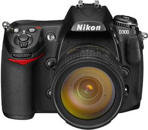 De Nikon D300
